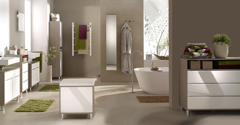 Möbeldesign Badmöbel für TCHIBO