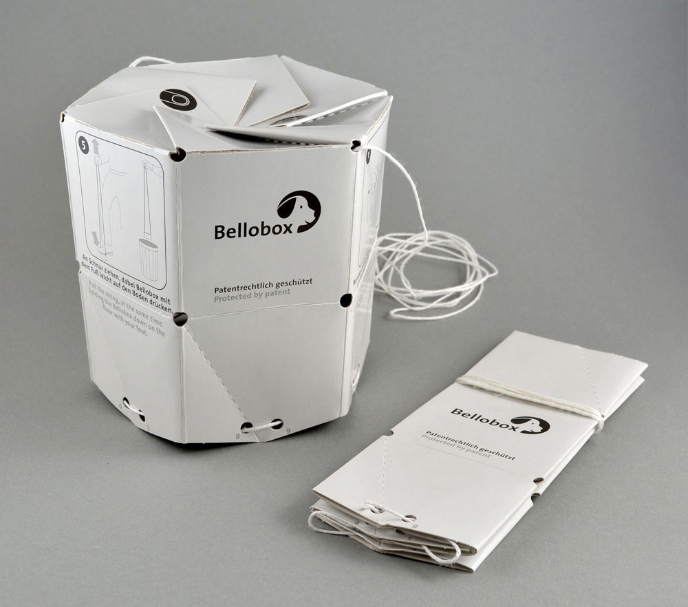 Innovation Bellobox Faltschachtel