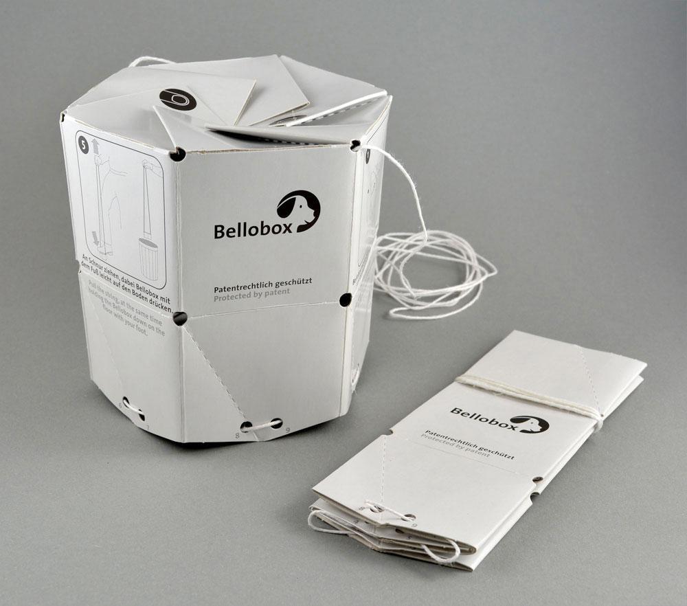 Innovation Bellobox Faltschachtel