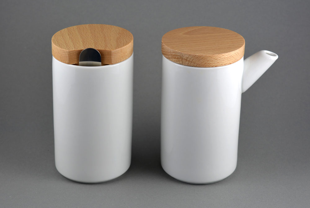 Produktdesign Milch & Zucker geschlossen