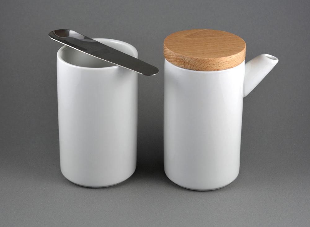 Produktdesign Milch & Zucker Löffel extra