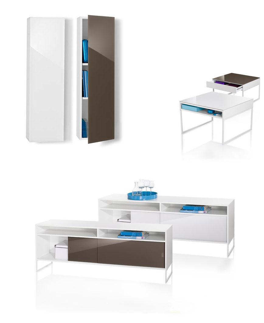 Möbeldesign Wohnzimmermöbel