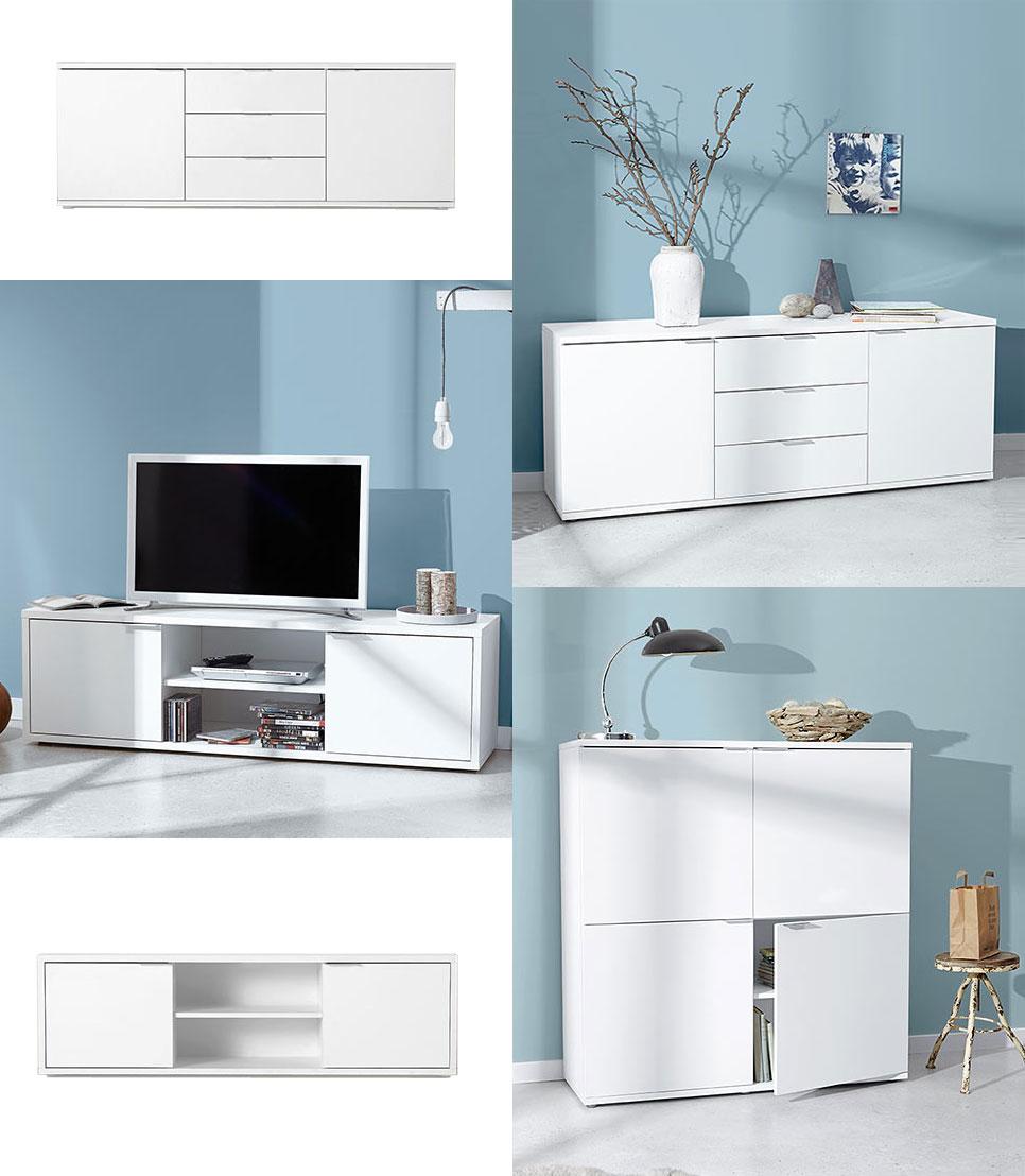 Möbeldesign Wohnzimmermöbelserie