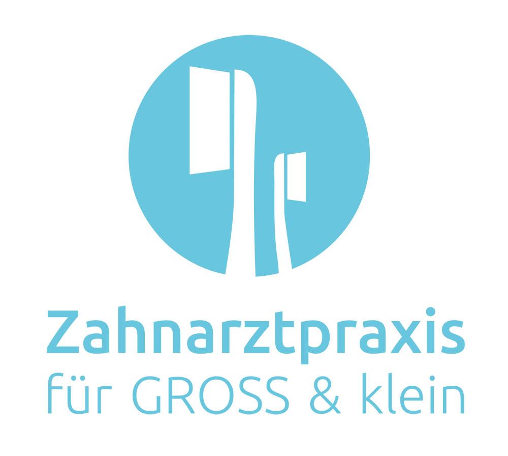 Logogestaltung Zahnarztpraxis
